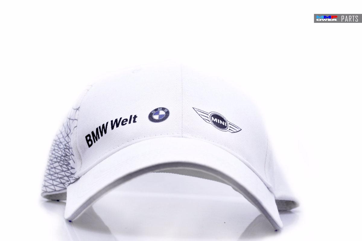 MINI & BMW Welt Beyaz Şapka