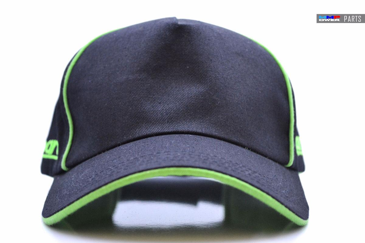 SPARCO Siyah/Yeşil Şapka