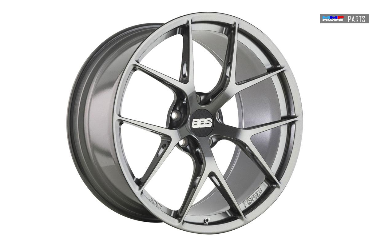BBS FI-R Platinum Silver 9.5x20Inc 10.5x20Inc Forged Jant Takımı