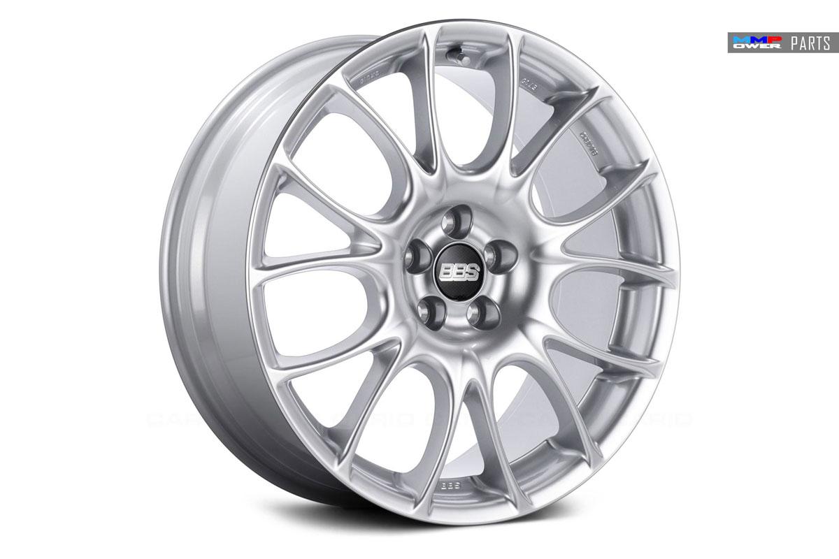 BBS CK Ön / Arka 8.5x18 ET34 Design Line 5x120 Silver