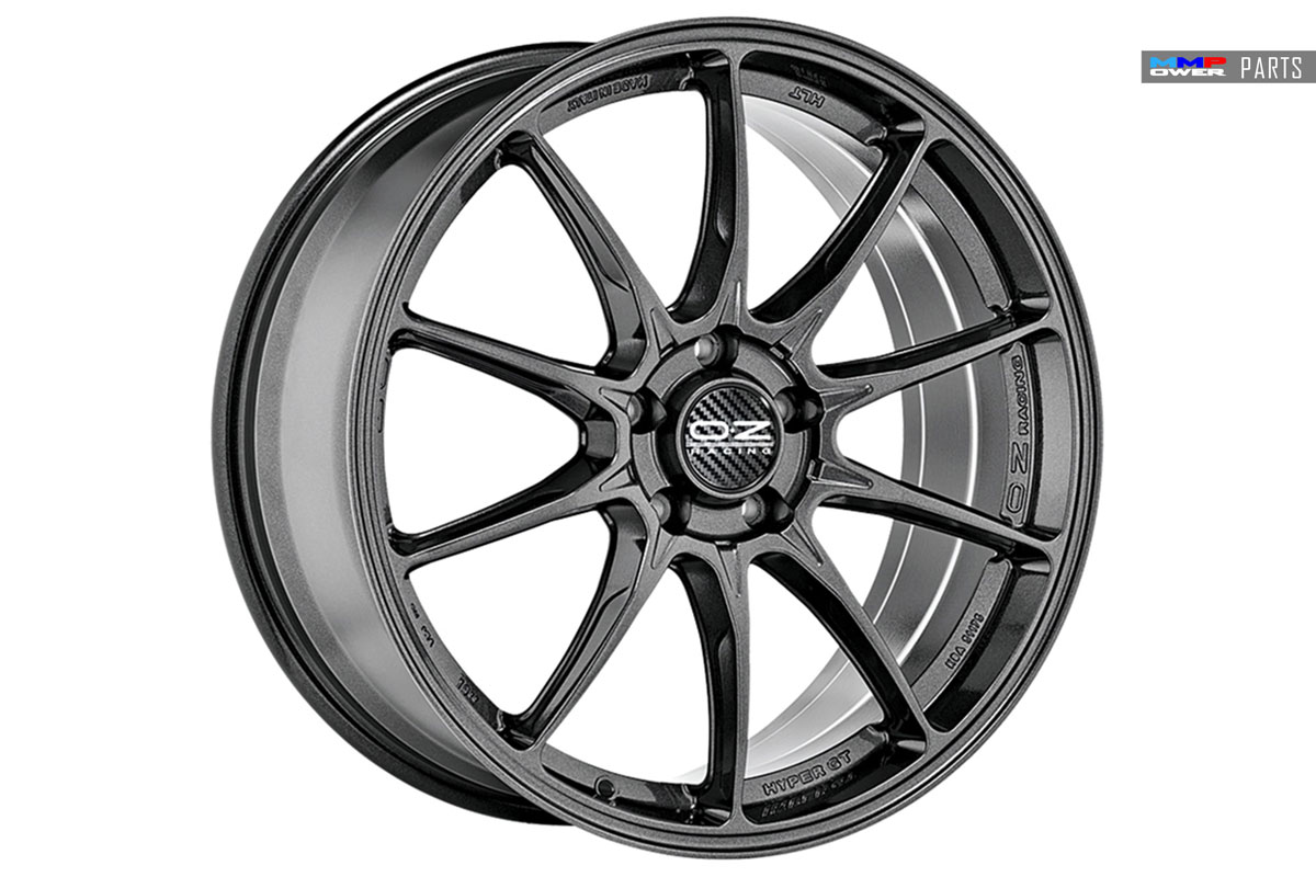 Oz Racing HYPER GT Ön/arka 8x18 ET45 Star Grahpite 5x112