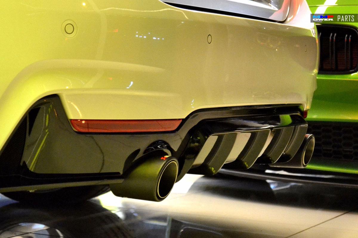 BMW F32 / F33 / F36  435i M Performance Arka Difüzör