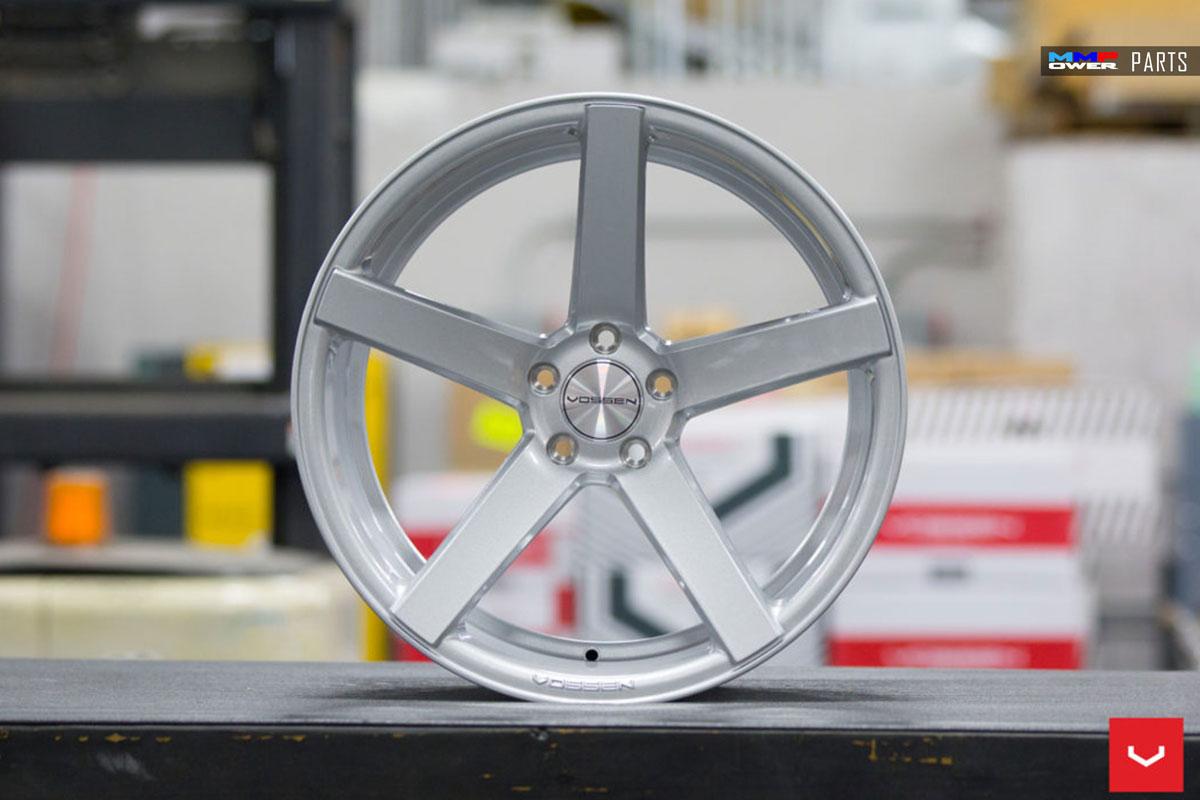 VOSSEN CV3 8,5x19 10x19 5x120 Silver Metalic