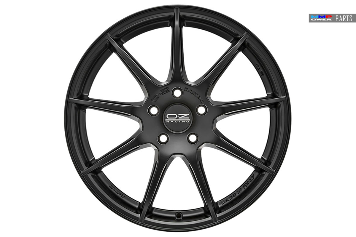 Oz Racing Omnia 8x18 ET 45 5x112 Matt Black