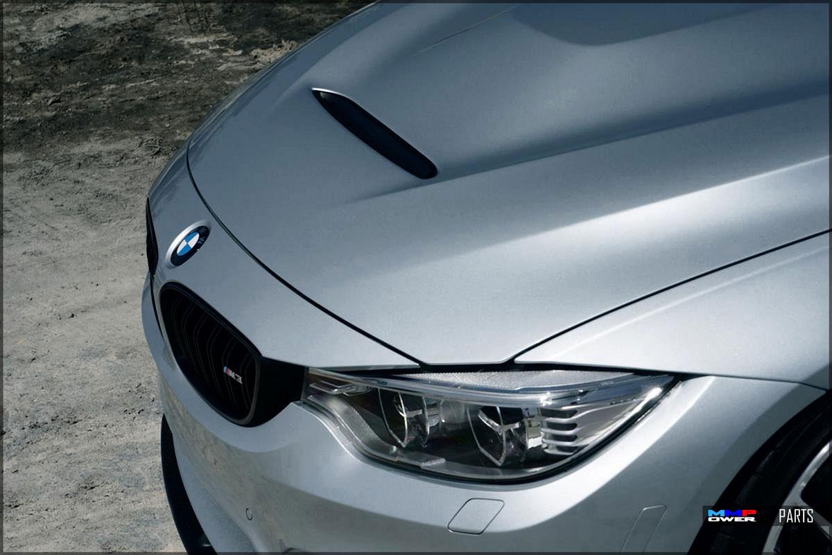 BMW M4 GTS /  M3 CS Ön Kaput