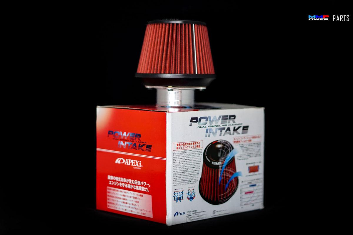 APEXi Power Intake Universal Açık Hava Filtresi 75mm