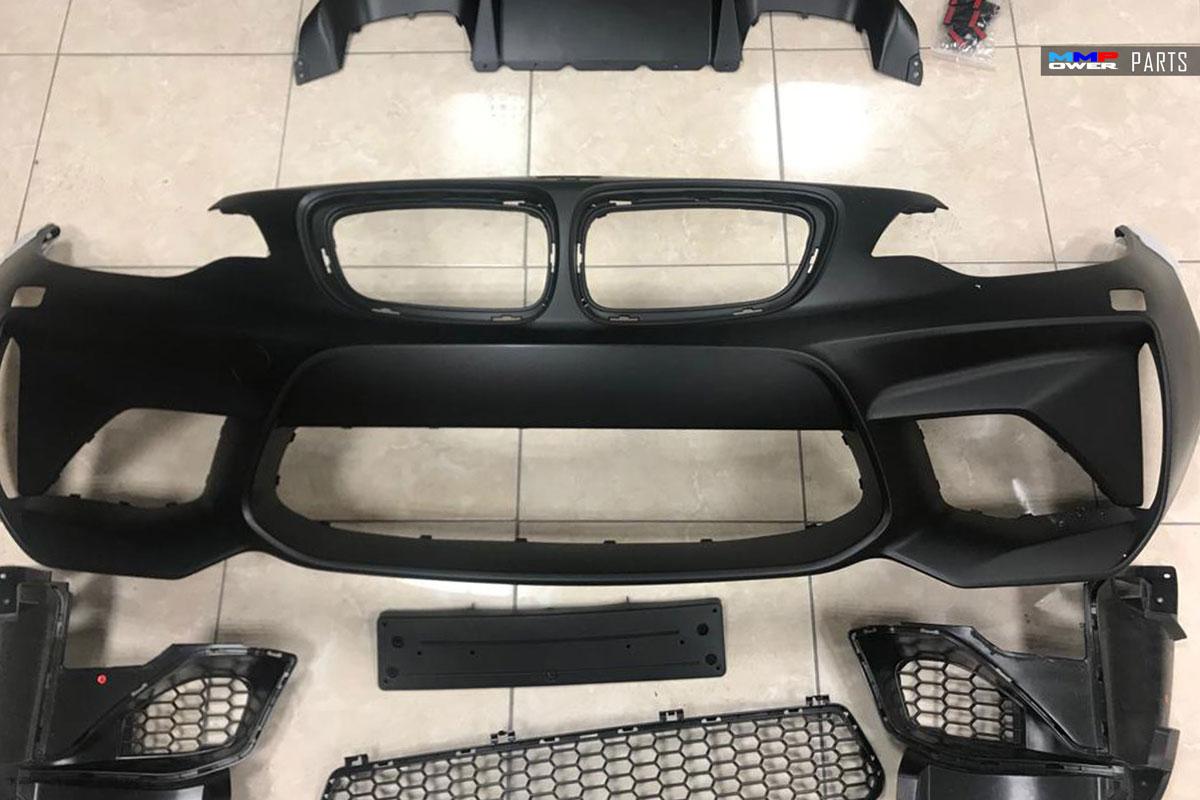 F20  LCI 1 Serisi Araçlarınız İçin M2 Body Kit Plastik