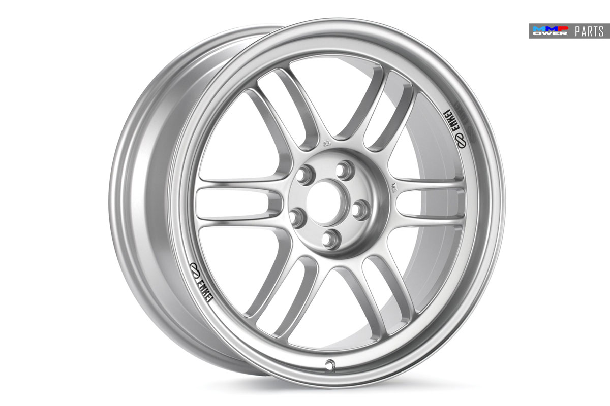 ENKEI RPF1 8x18 5x112 Silver Jant Takımı