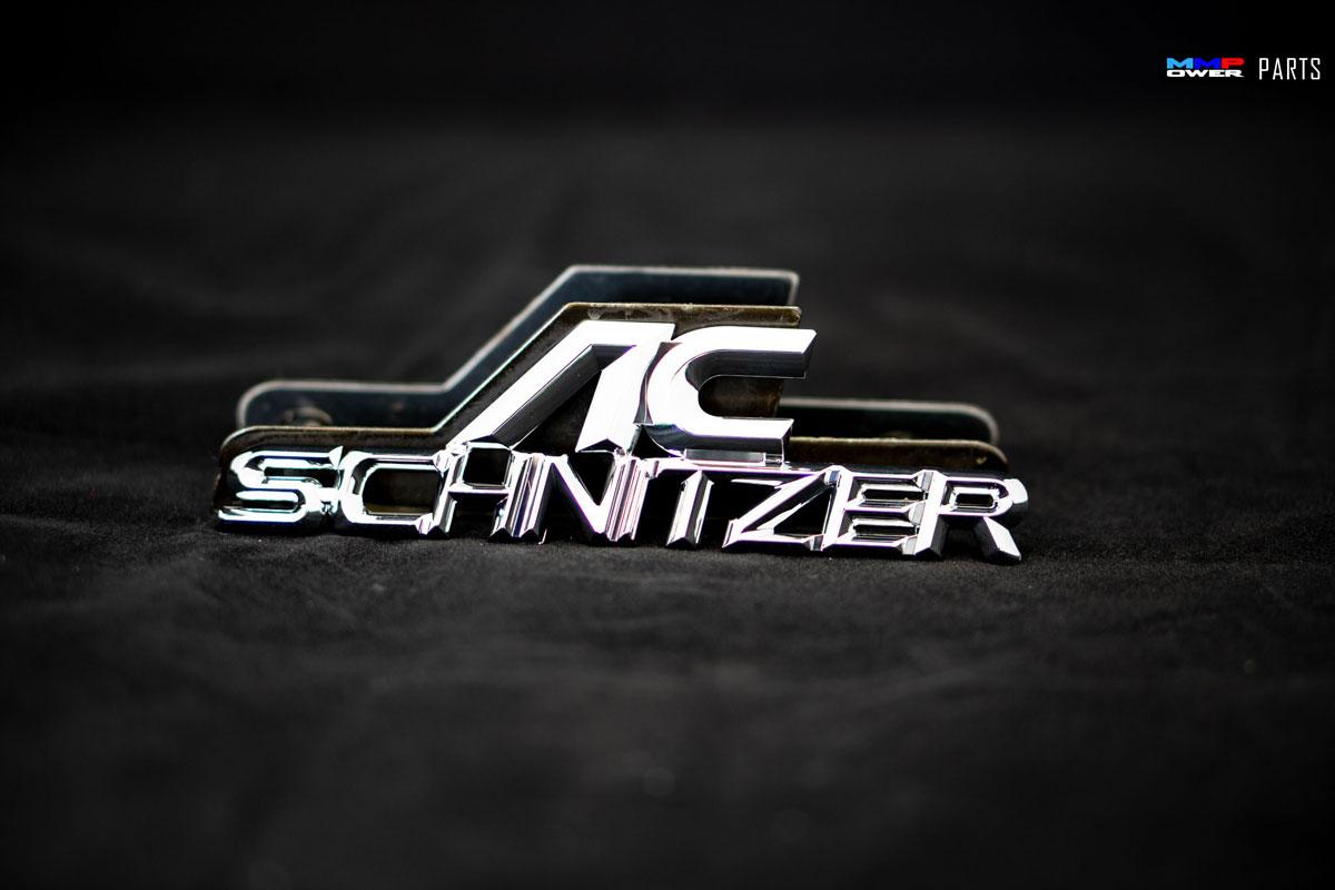 AC SCHNITZER Krom Logo