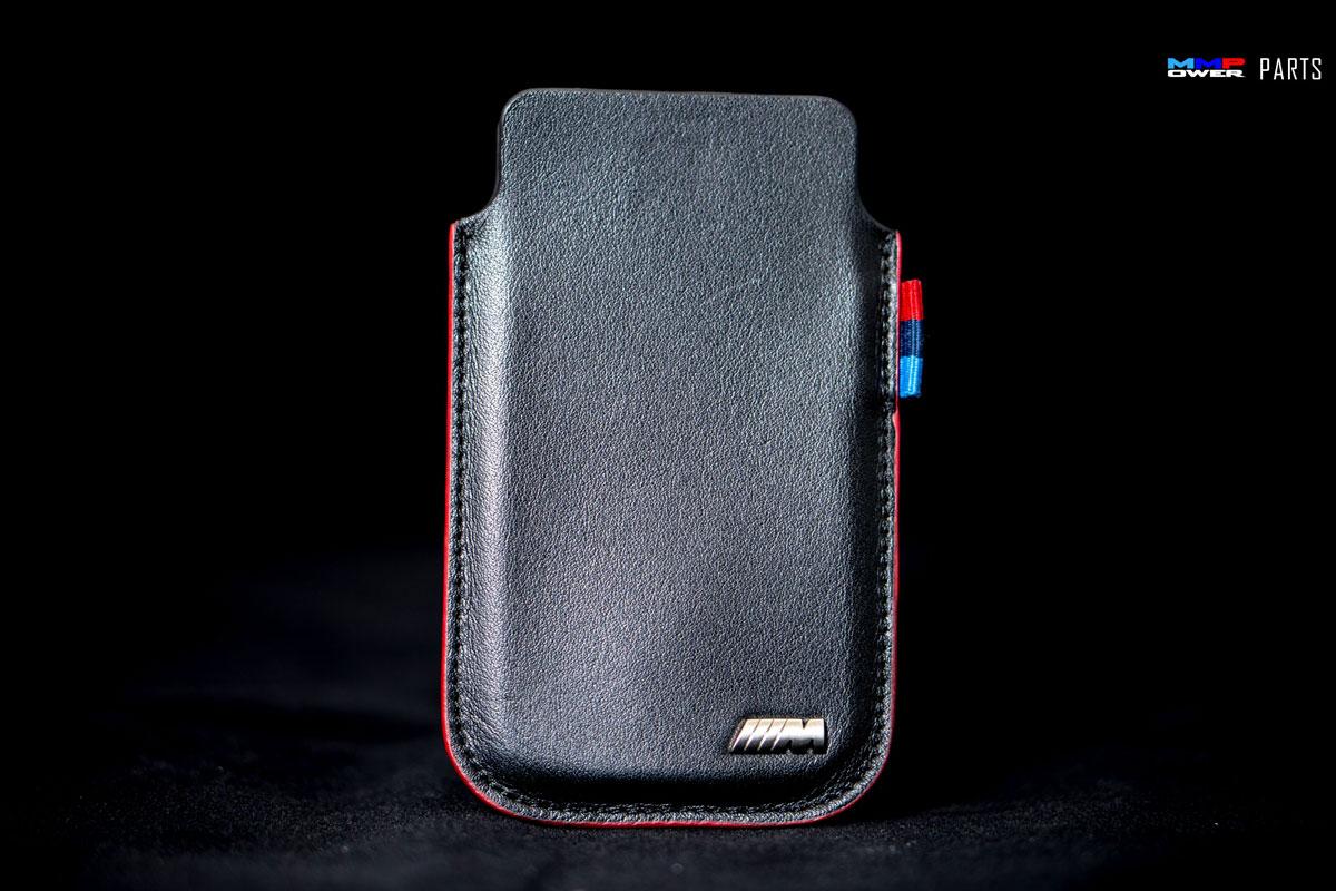 BMW M Orjinal iPhone 6/6S Deri Telefon Kılıfı 80 28 24 06 086