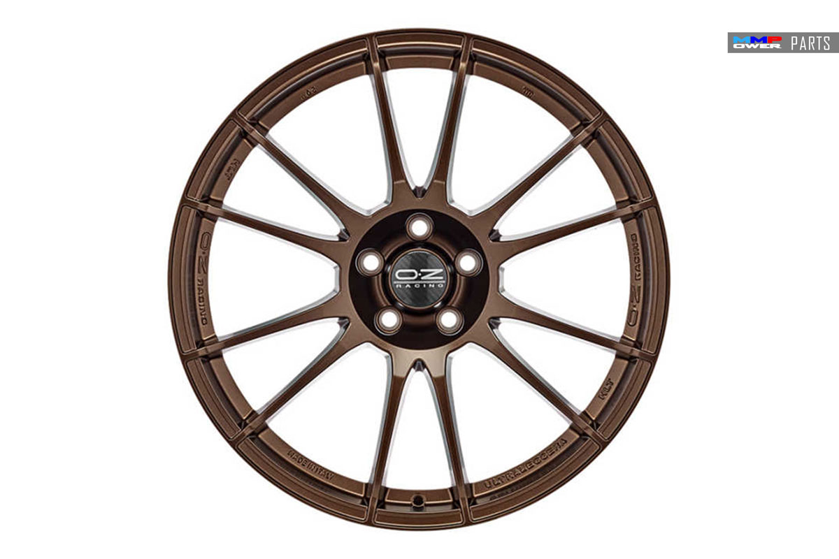 OZ RACING ULTRALEGGERA 5X114,3 9X18 ET:35 MATT BRONZE