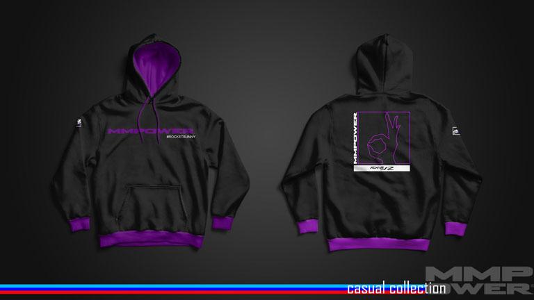 MMPower Özel Tasarım SweatShirt (Hoodie) RX8JZ RocketBunny Edition