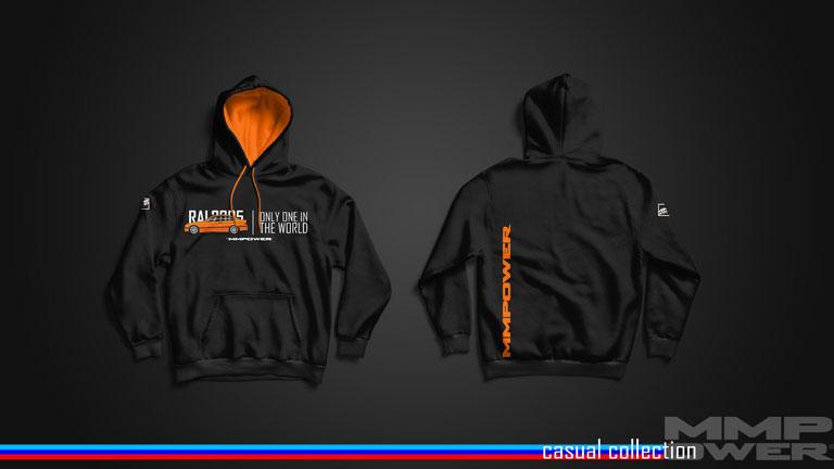 MMPower Özel Tasarım SweatShirt (Hoodie) RAL2005 Special Edition