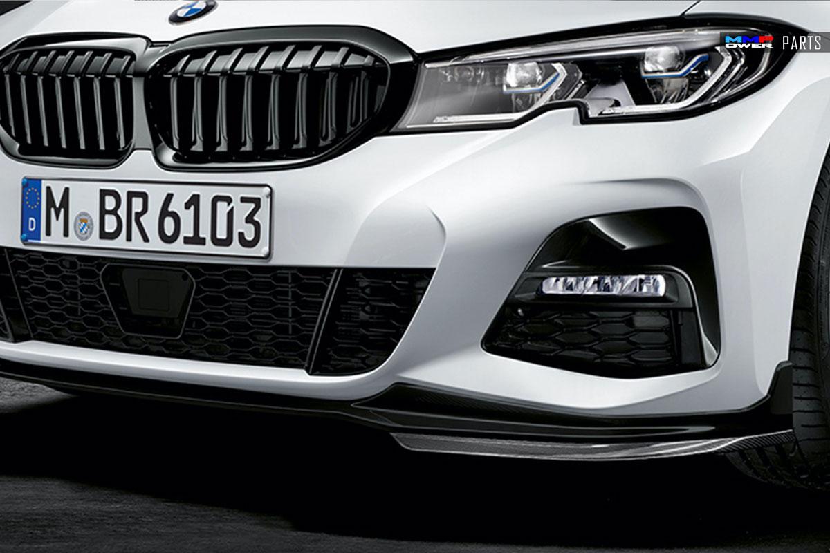 BMW G20 3Serisi MPerformance Ön Tampon Alt Lip