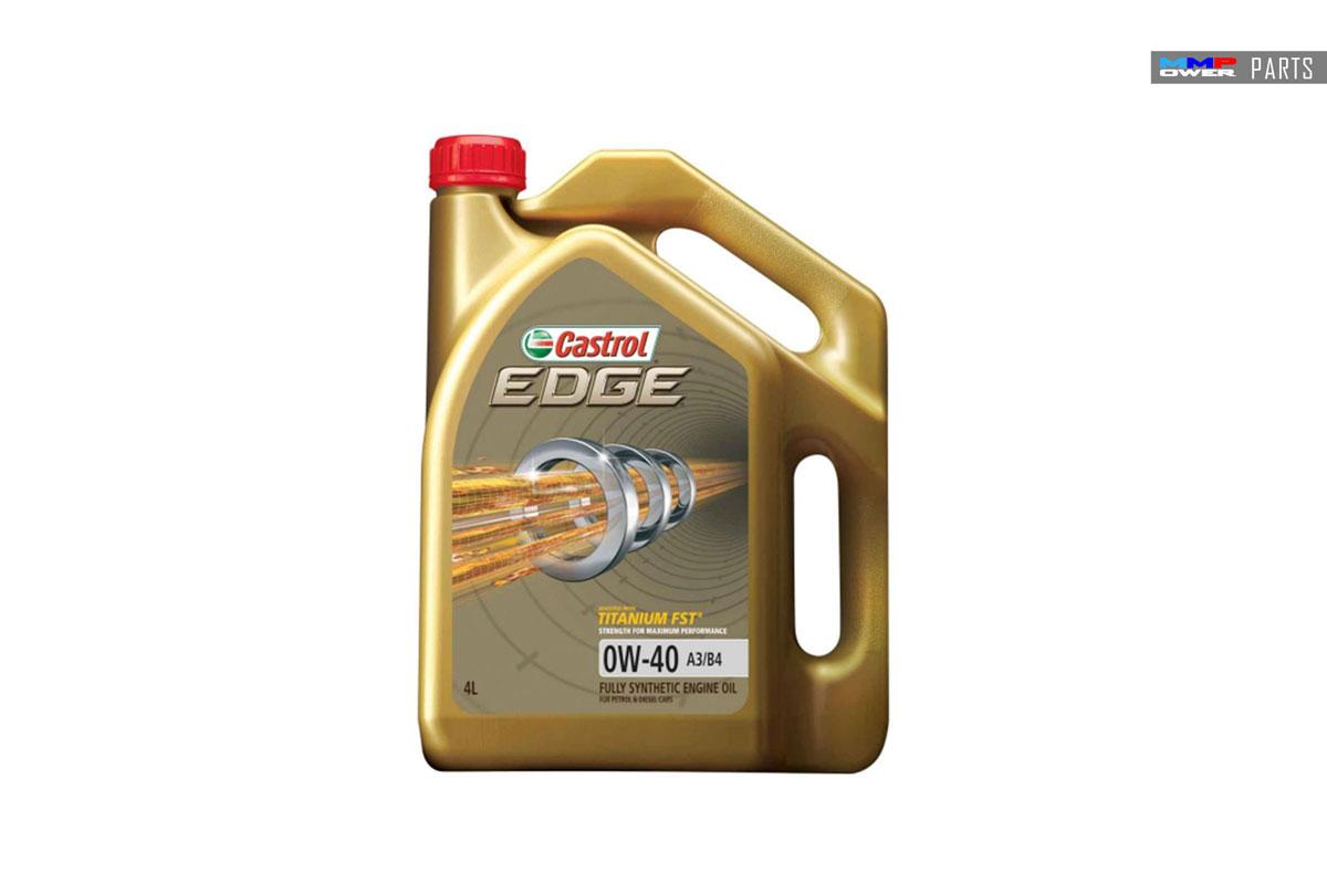 CASTROL EDGE SUPERCAR 0W-40 MOTOR YAĞI 4lt