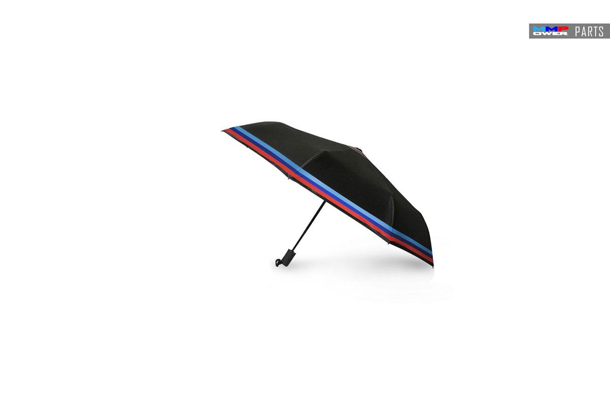 BMW M Renk Şeritli Şemsiye