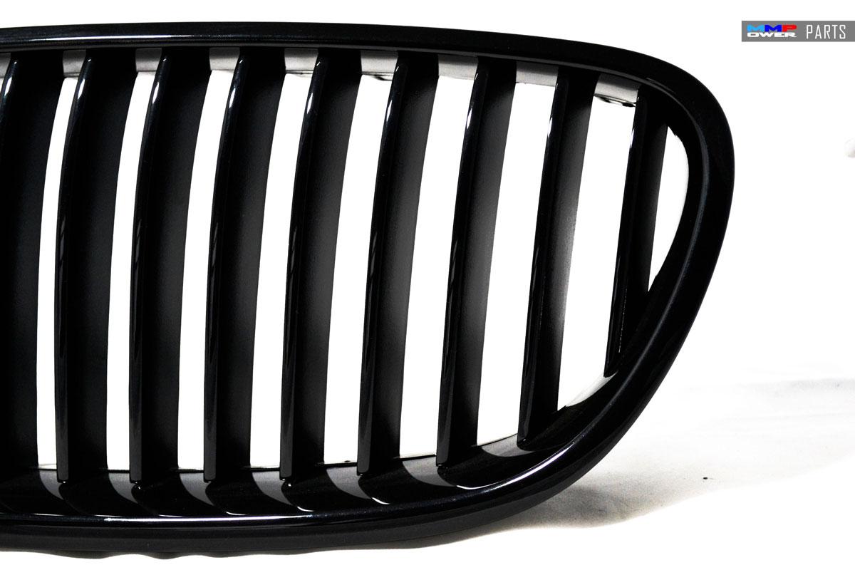 BMW F10 Piano Black Ön Panjur Seti ( Böbrek )