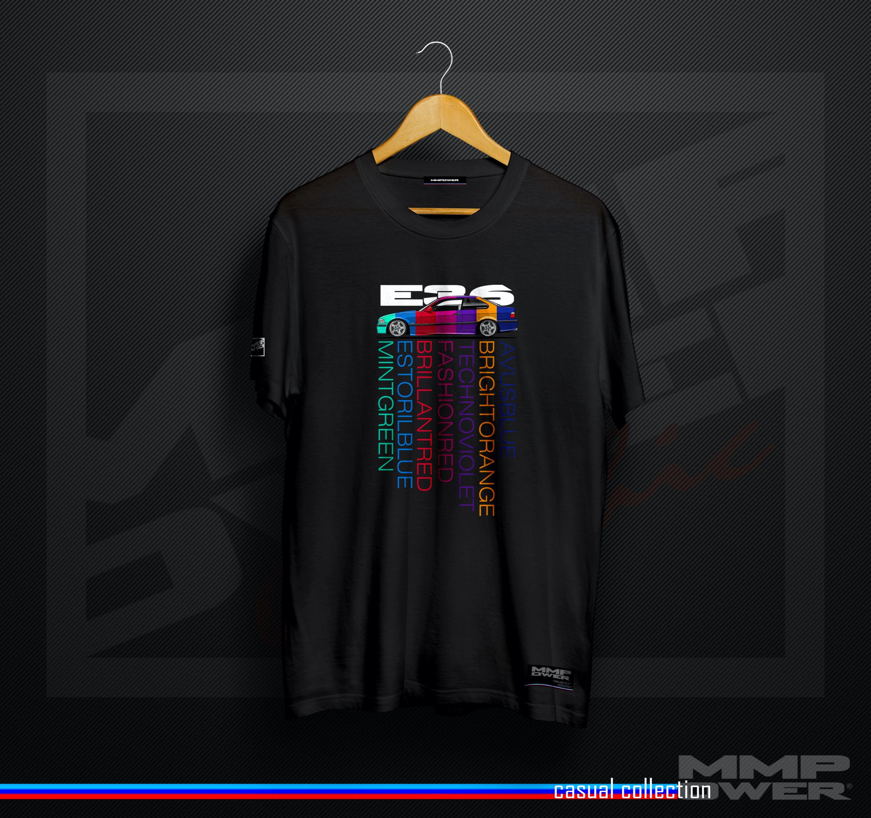 MMPower Özel Tasarım T-Shirt -E36-