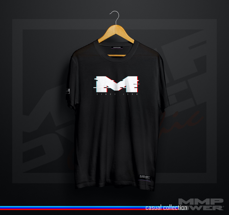 MMPower Özel Tasarım T-Shirt -Glitch-