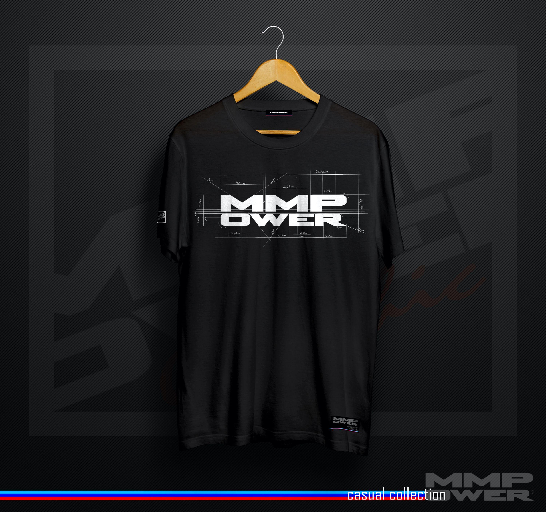 MMPower Özel Tasarım T-Shirt -Technical-
