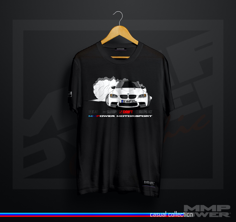 MMPower Özel Tasarım T-Shirt -Drift-