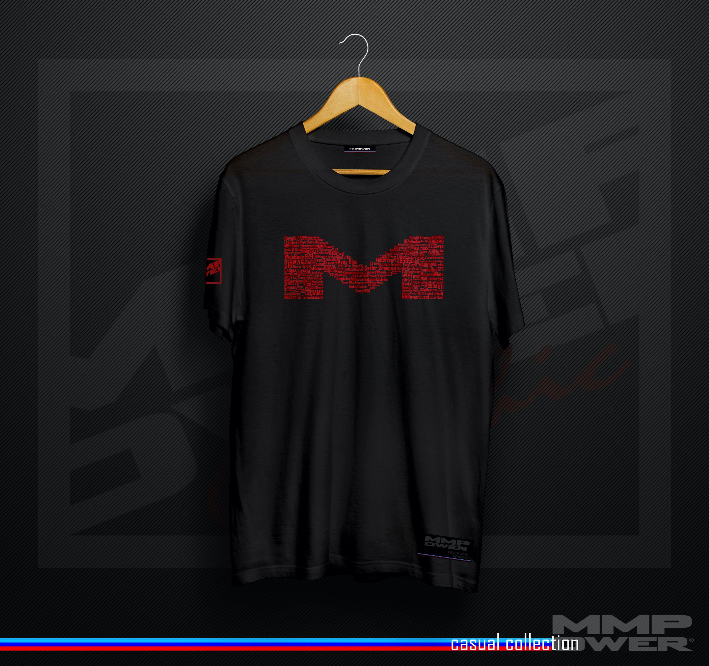 MMPower Özel Tasarım T-Shirt -History-