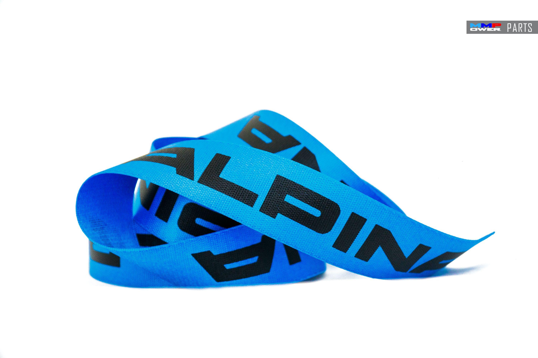 ALPINA EMNİYET KEMERİ BLUE