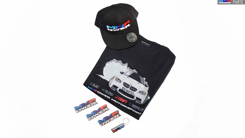 MMPOWER YILBAŞINA ÖZEL  T-Shirt-Drift
