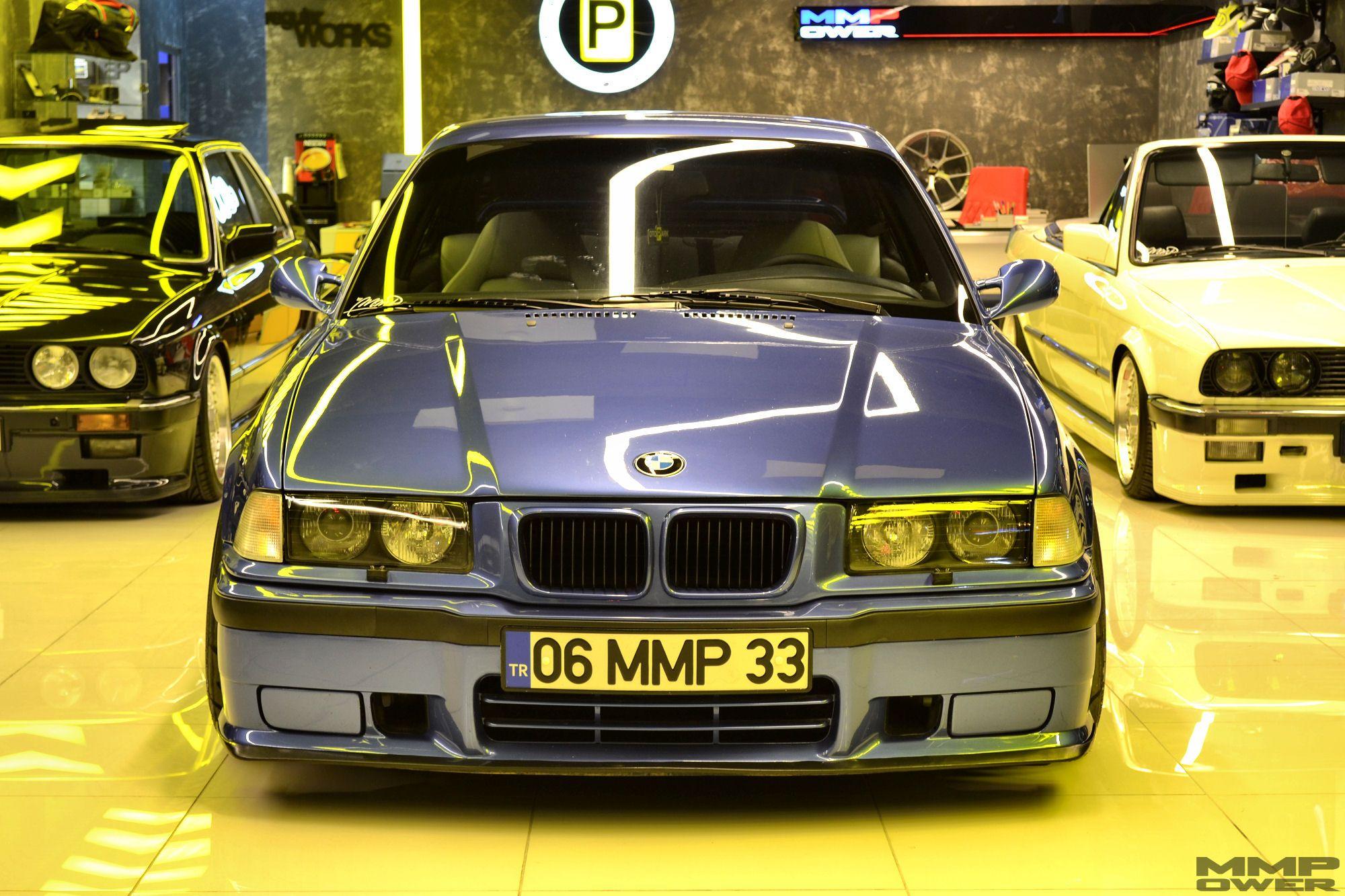 BMWM Serisi
