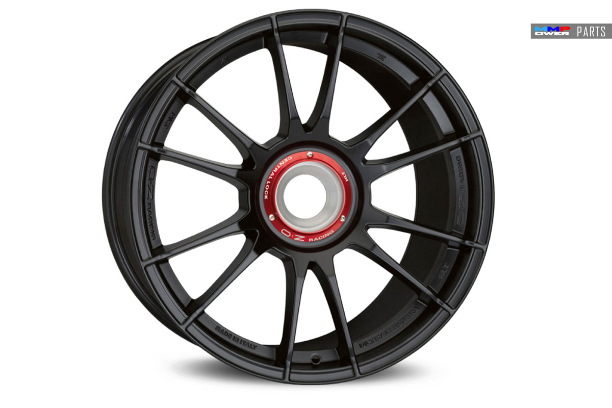 Oz Racing Ultralegerra HLT Ön 9x19 Arka 12x19 ET48 5x130 Matt Black