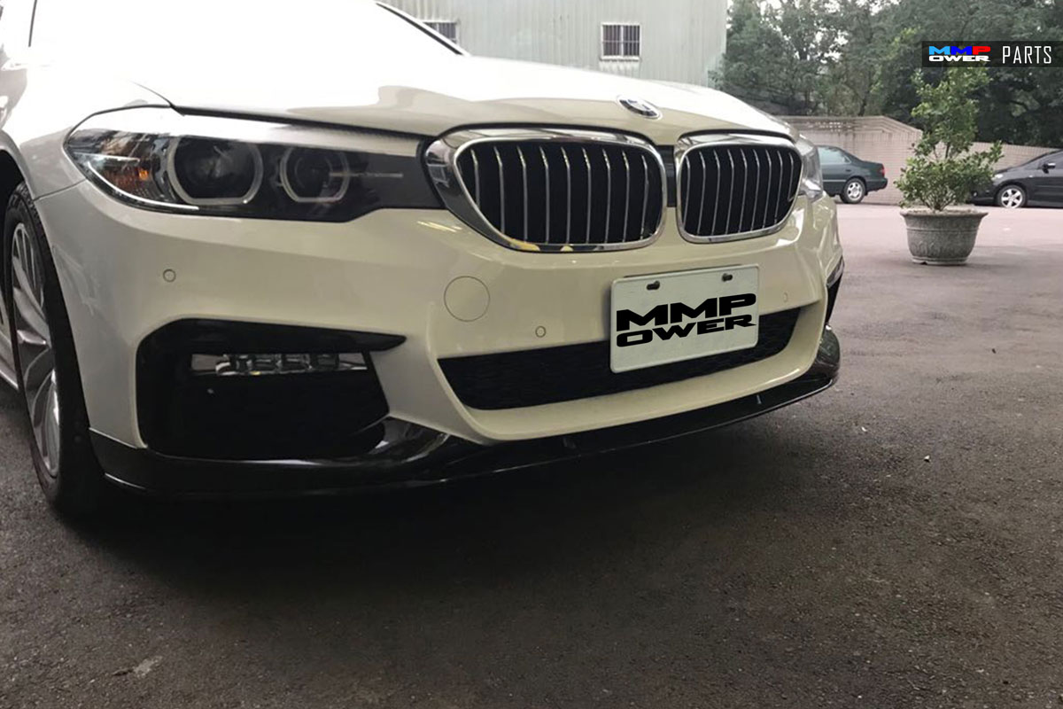 BMW G30 ///M Performance Ön Tampon Alt Lip
