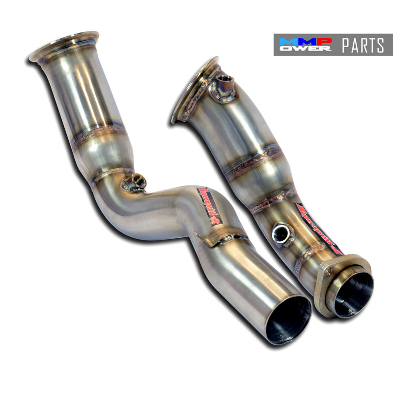 SuperSprint For F82 M3/M4 TwinTurbo Down Pipes  989611