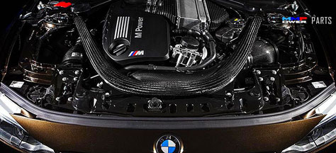 EVENTURI Air Intake System For BMW F8X M3 M4