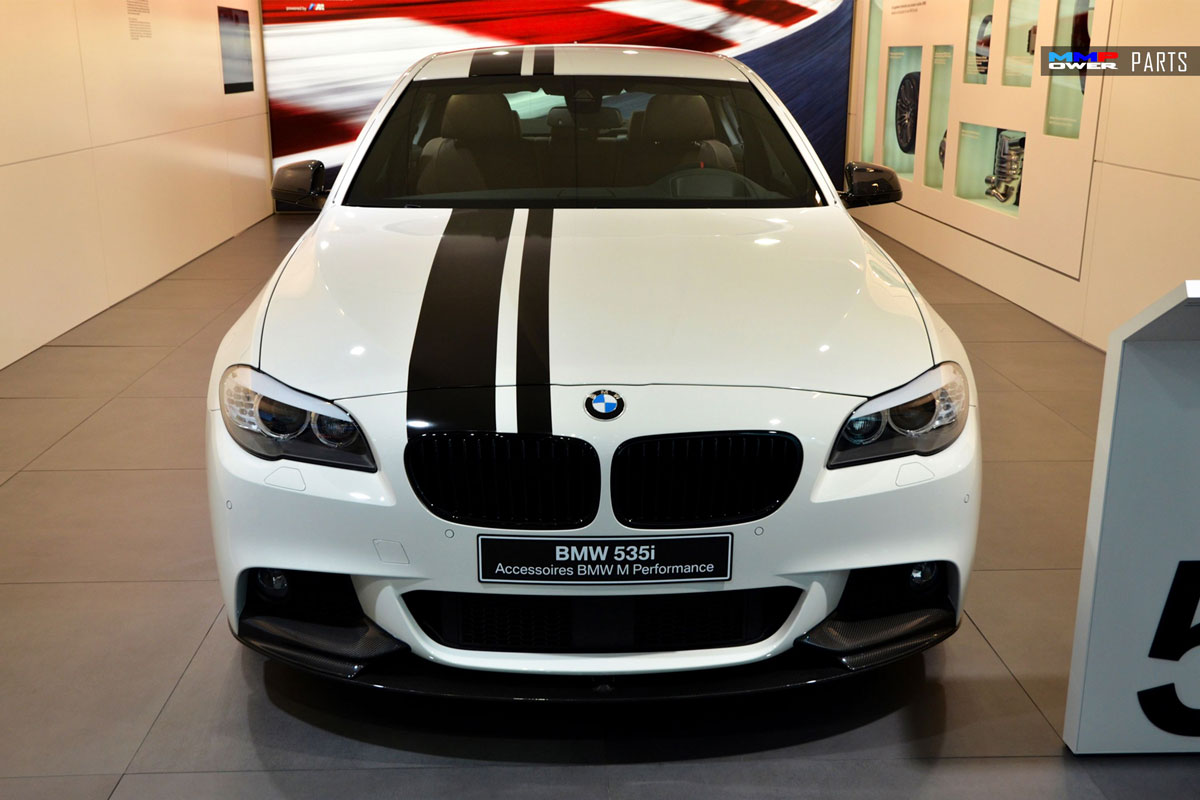 BMW F10 / F11 5 Series M Performance Ön Lip