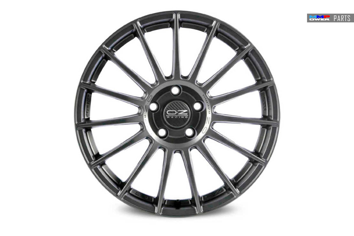 OZ RACING SUPERTURISMO LM 5X112 8X18 ET:48 MATT GRAPHITE