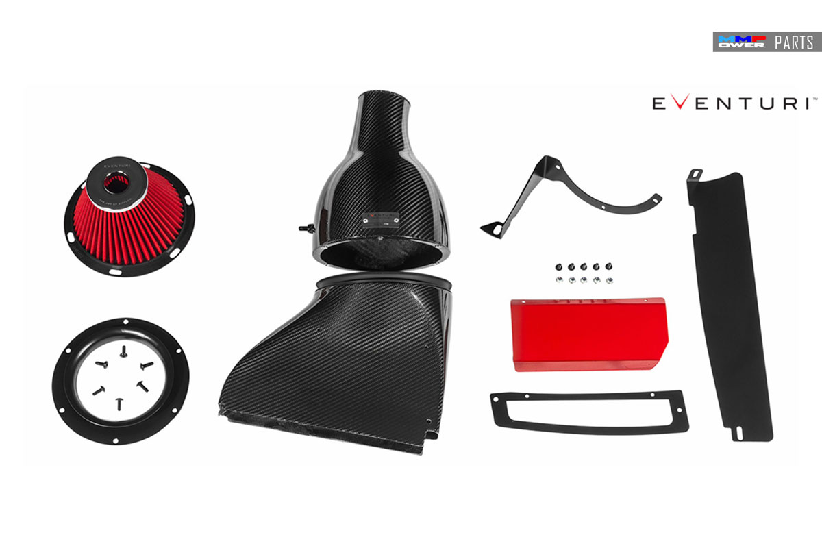 EVENTURI Air Intake System For AUDI S3