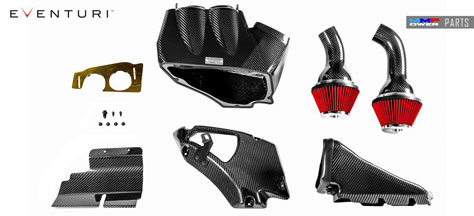 EVENTURI Air Intake System For AUDI RS6
