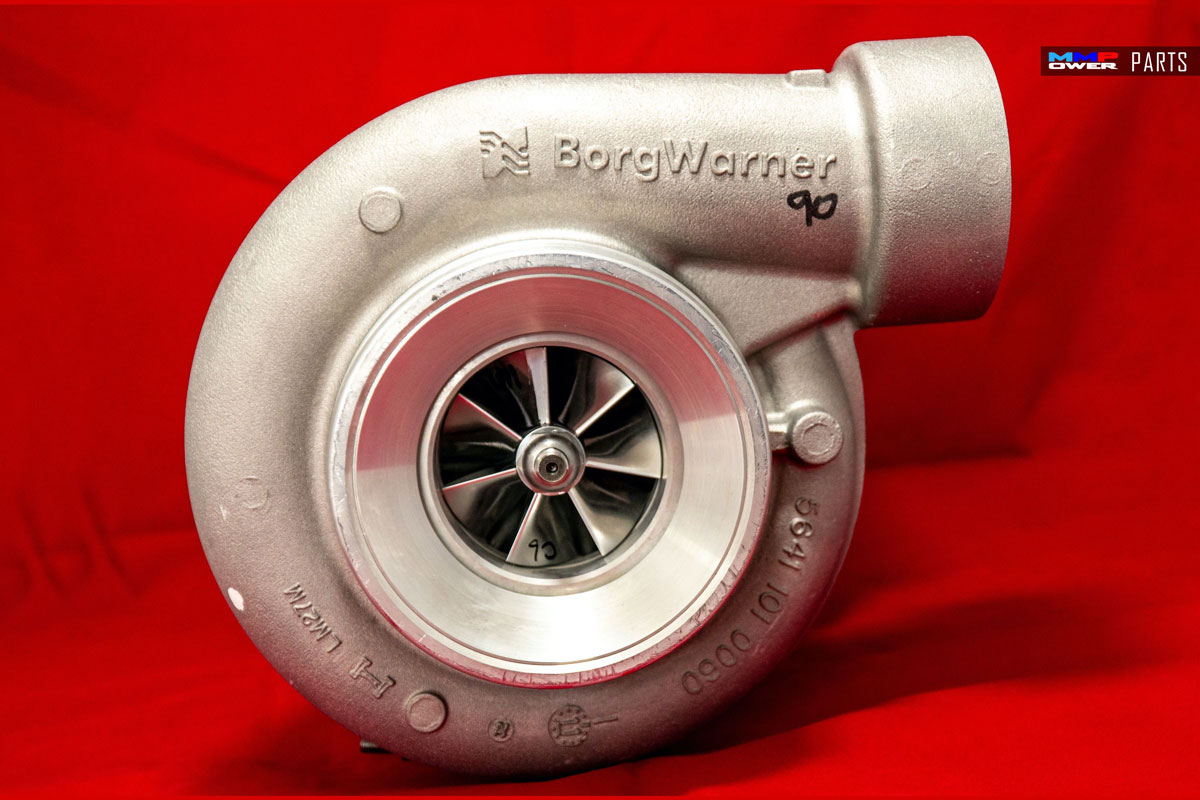 BorgWarner TurboCharger S410 56419880015